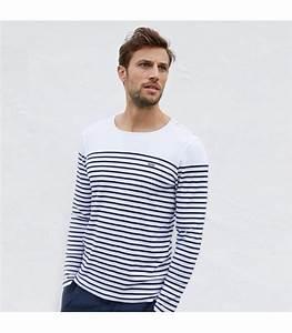 T Shirt Mariniere Homme : marini re homme personnalis e pr nom ~ Melissatoandfro.com Idées de Décoration