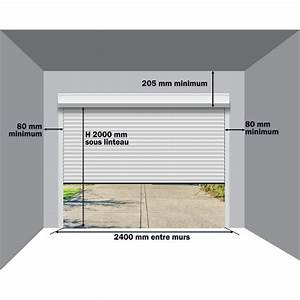 porte de garage castorama sur mesure cheap porte de With porte de garage enroulable avec porte de service pvc castorama