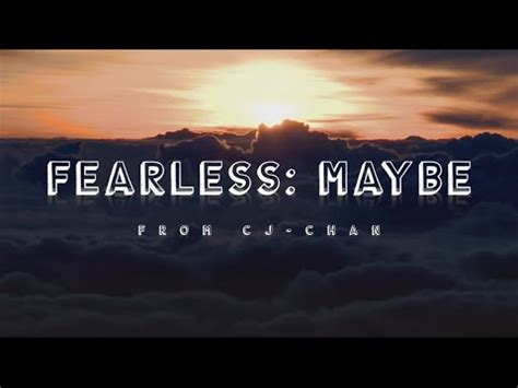 fearless  motivational video youtube