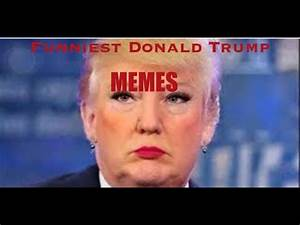 The Most Funny Donald Trump Memes Ever!!!!!!! - YouTube