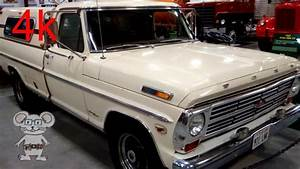1968 Ford F250 In 4k