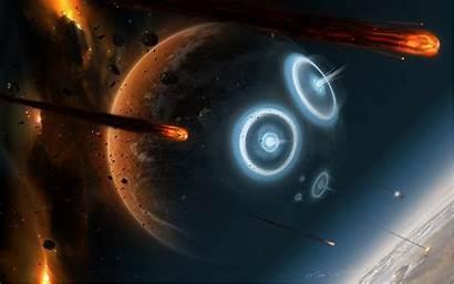 Epic Space Backgrounds Desktop Wallpapers Stunning