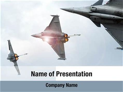 military jet fighter powerpoint templates military jet