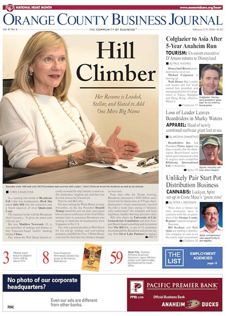 Hill Tops  Orange County Business Journal. Santa Monica Auto Repair Space Website Design. Tax Preparation Atlanta Ga Buy Silver Miami. Best Mortgage Companies In Texas. Credit Cards With Miles Promotions. Schools In Phoenix Arizona Egg Donors Boston. Abraham Heating And Cooling Dr Camil Kreit. Practice Management Courses New Jersey Auto. Arlington Apartment Rent Dr Yumul Stockton Ca