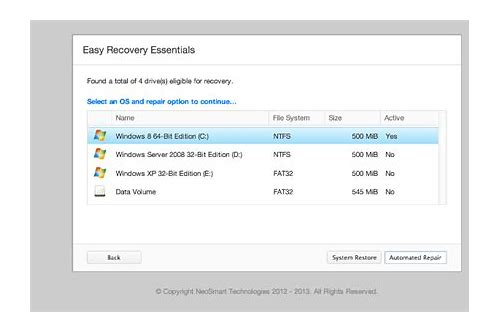 easy recovery essentials download torrent