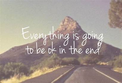 Positive Quote Gifs Text Going Everything End