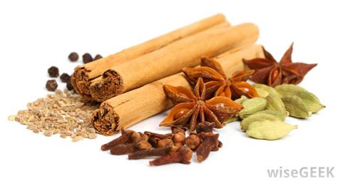 aroma indian cuisine what are the different types of spices in the