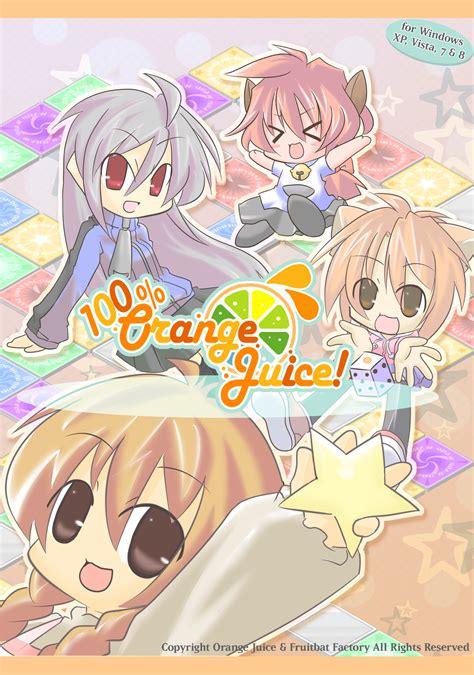 100 Orange Juice Wallpaper by 100 Orange Juice Windows Db