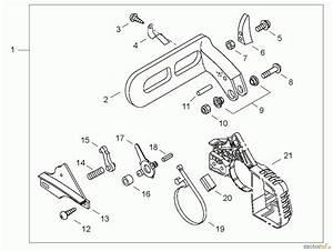 Echo Cs 3000 Parts Diagram
