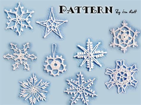 free snowflake crochet pattern for snowflake free patterns for crochet