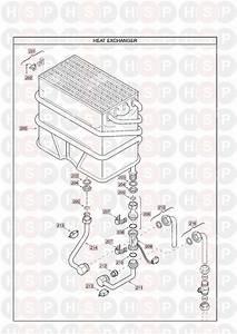 Main Multipoint Ff Water Heater  Heat Exchanger  Diagram
