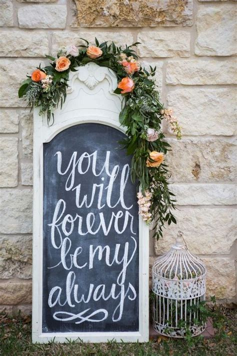 25 Best Ideas About Vintage Wedding Signs On Pinterest