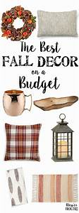 The, Best, Fall, Decor, On, A, Budget