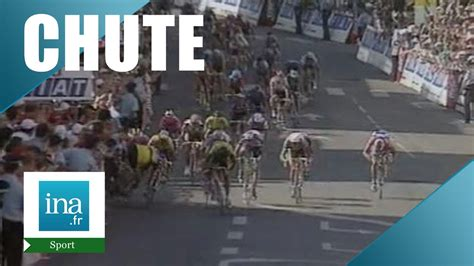 The 108th edition of the tour starts on june 26 in brest in brittany and stay in the region for four days before heading down through. Chutes de Wilfried Nelissen et Laurent Jalabert Tour de ...