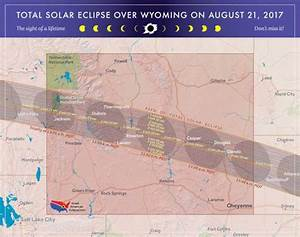 A Viewer U2019s Guide For Monday U2019s Solar Eclipse