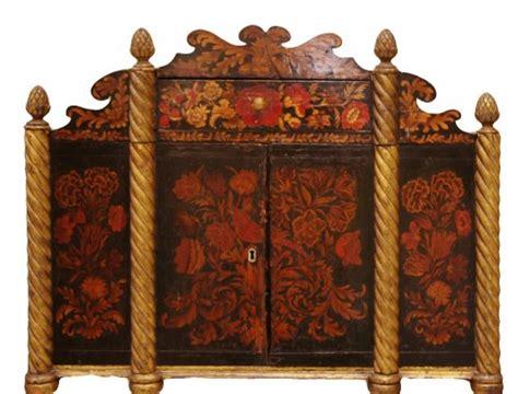 cabinet anglais en bois peint d 233 poque regency xixe si 232 cle n 41726