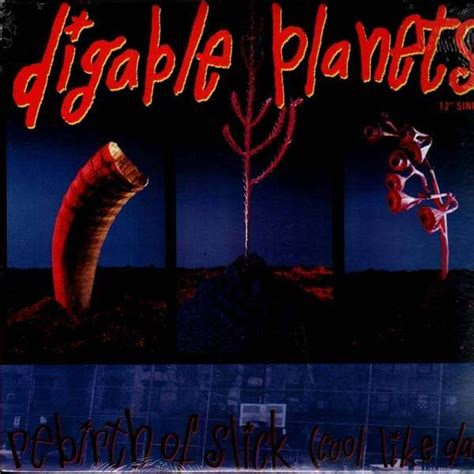 Digable Planets  Rebirth Of Slick ( Cool Like Dat ) 12
