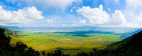 Experience Being On Safari In The Ngorongoro Crater Art