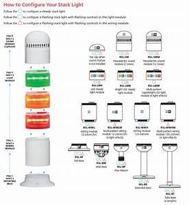 Allen Bradley 855e Stack Light Wiring Diagram