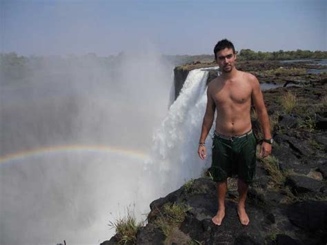 Devils Pool Victoria Falls And Livingstone Island Tour
