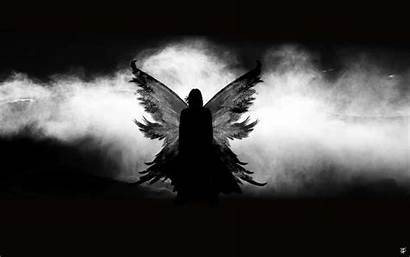 Gothic Desktop Wallpapers Angel She Power Road