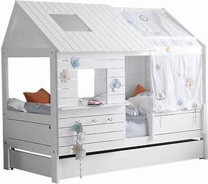 Lit Enfant Cabane : lit cabane enfant achat au meilleur prix avec le guide kibodio ~ Teatrodelosmanantiales.com Idées de Décoration