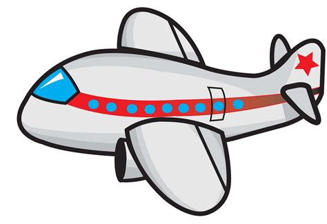 Airplane Cartoon Drawing At Getdrawings.com