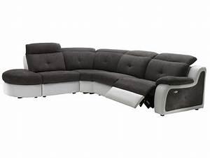 canape en u conforama 28 images canap 233 3 places With tapis kilim avec canape relax convertible cuir