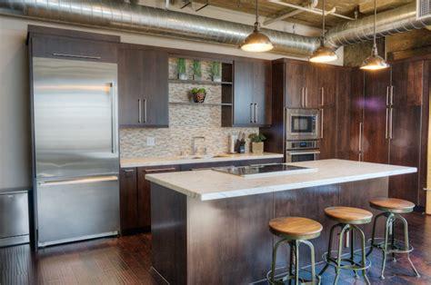 kitchen loft design downtown los angeles loft design 2246