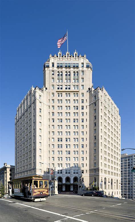 L.A. investors buy famed Mark Hopkins hotel in San ...