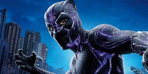 Black Panther Concept Art Reveals Minimalist Costume