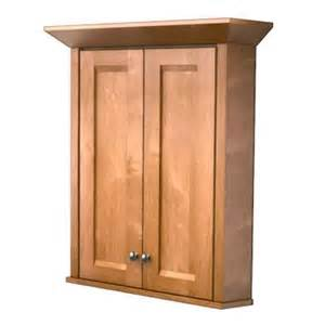 kraftmaid 27 in w x 30 in h surface mount vanity wall cabinet with decorative accents in