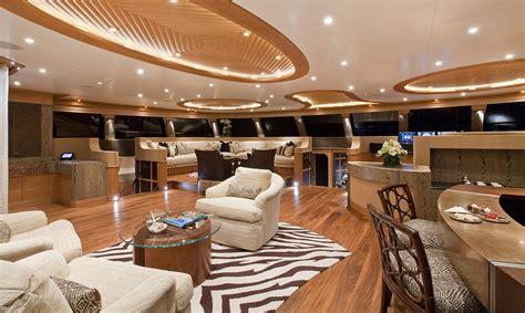 Catamaran Interior by Hemisphere Un Catamaran Grand Luxe De 44m De