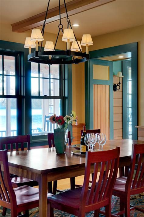 examples  painted trim town country living