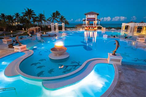 Best All Inclusive The Best All Inclusives In The Caribbean Exuma Bahamas