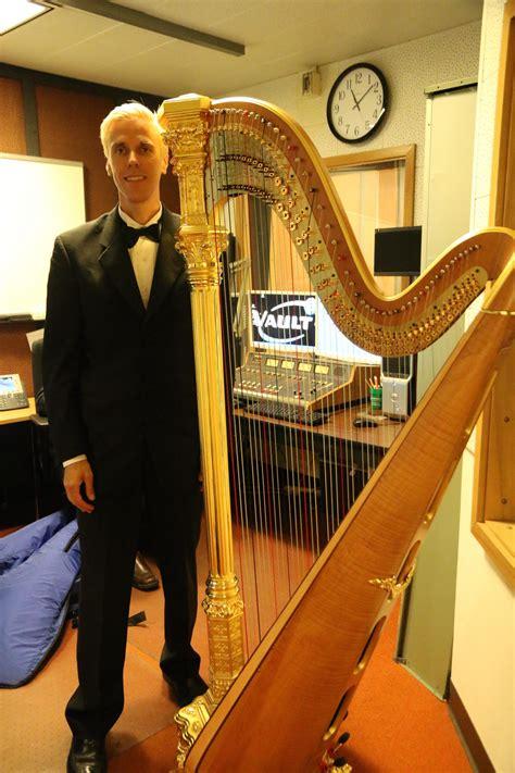 New Life For Antique Harp | WGLT