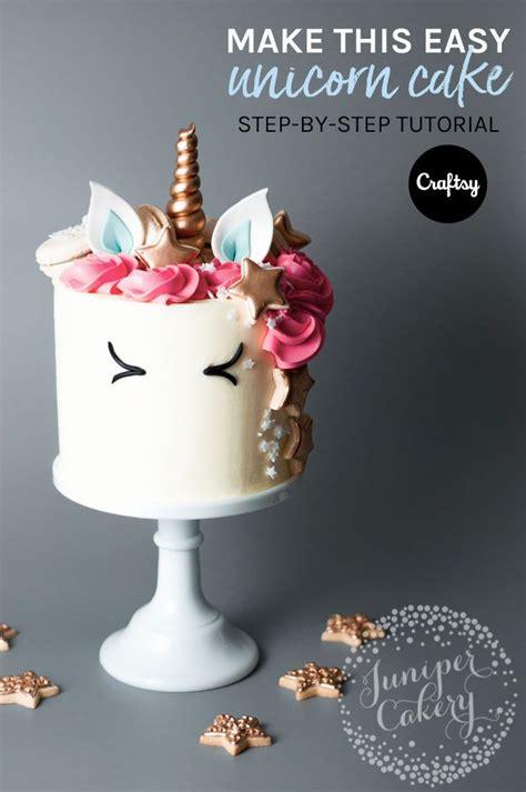 unicorn cake  magically easy   creative