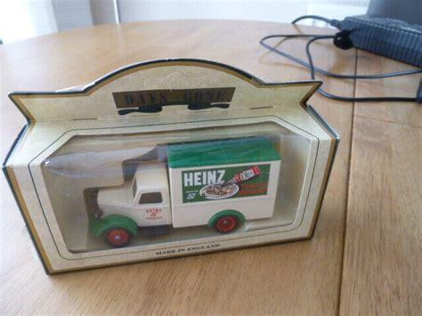 Lledo Dg59 028 1950 Bedford 30cwt Truck - Heinz Tomato ...