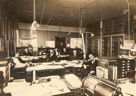 bureau union office photos 1910 1911