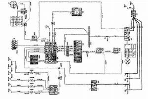 Volvo 850  1995  - Wiring Diagrams - Speed Controls