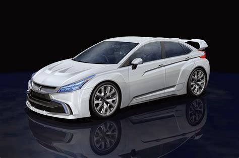 Mitsubishi Evo Hybrid by Next Lancer Evolution Hybrid To Get Different Name