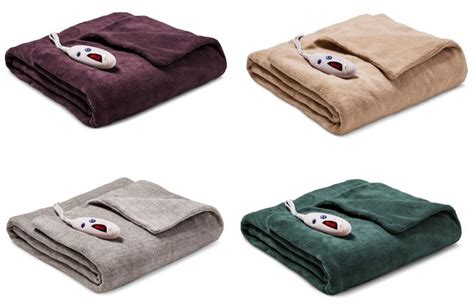 Biddeford Electric Microplush Throws Only .99 Pig On Blanket Giants Fleece New Orleans Saints Throw Blankets And Beyond Chest Plans Free Single Bed Electric Waterproof Picnic Kids Online