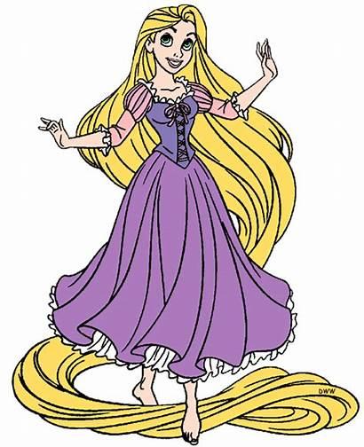 Rapunzel Clip Princess Francine Smith Tangled Deviantart
