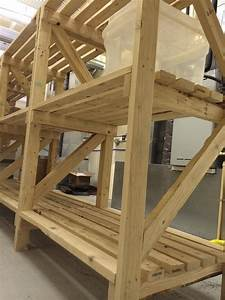 wood - Need to calculate load ratings for DIY wooden