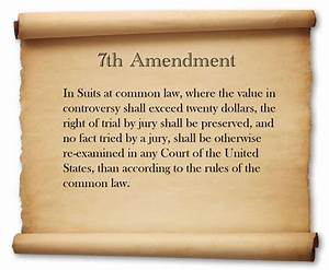 Amendment #7 - usconstatutionbyMerez