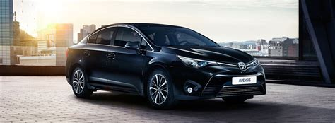 toyota launches  avensis  toyota safety sense