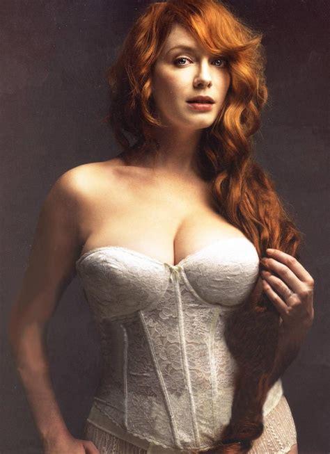 Has Christina Hendricks Ever Been Nude Nude Celebrities
