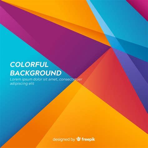 colorful vectors psd files