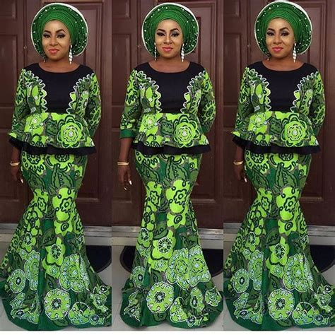 Fabulous Ankara Styles For Modern Ladies 2017/2018