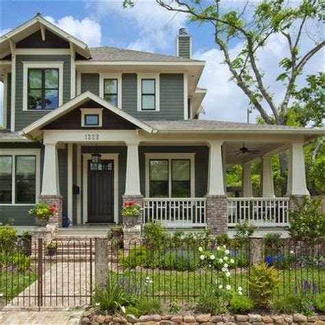 craftsman style porch craftsman hardy board and craftsman style on